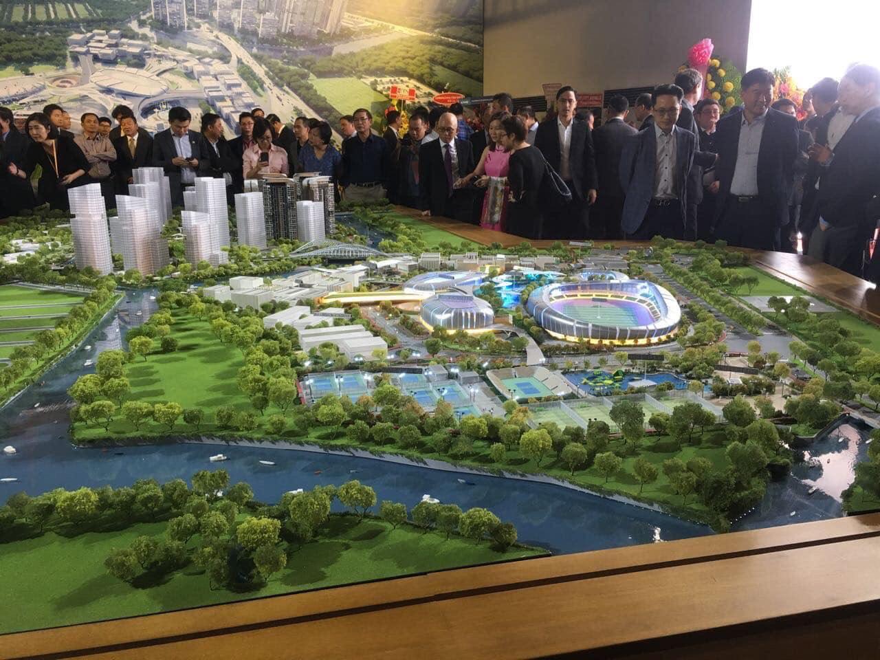 Dự án Saigon Sports City quận 2 - Căn hộ Velona Keppel Land Q2.
