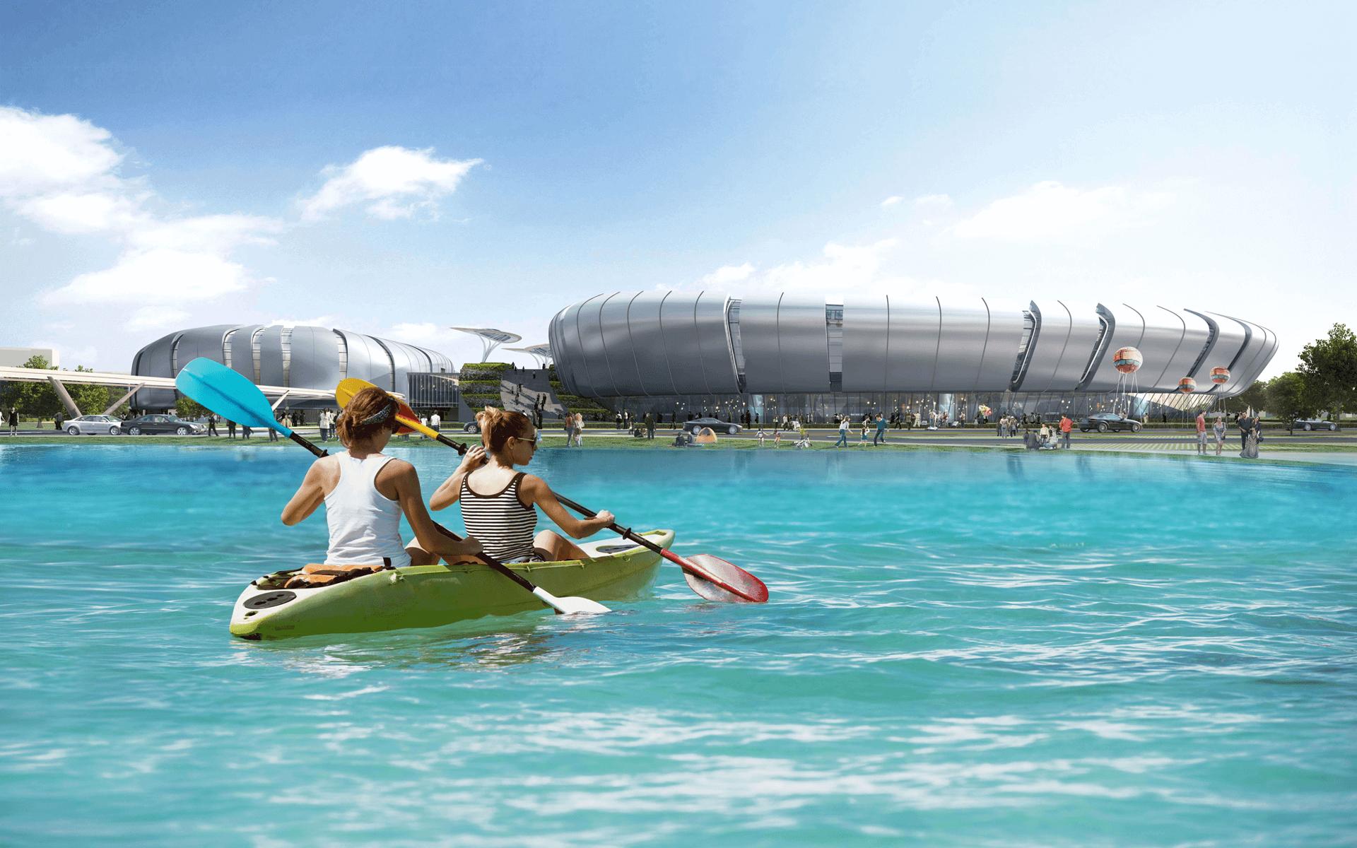 Thể thao Saigon Sports City quận 2 - Căn hộ Velona Keppel Land.